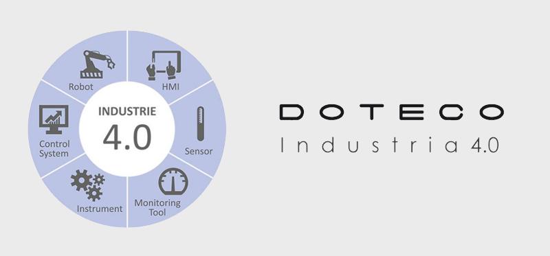 Industria 4.0 e prodotti Doteco