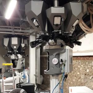 LENDO ADROIT - Blown film extrusion continuous blenders