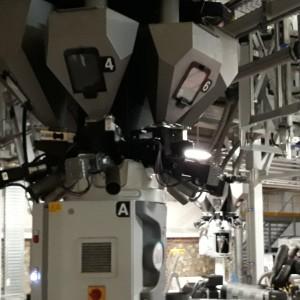 BLENDO ADROIT - Blown film extrusion gravimetric blender