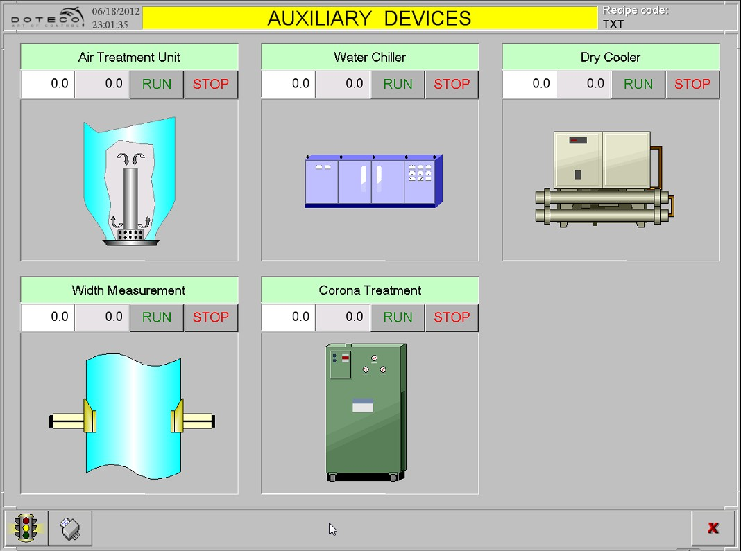 auxiliary device