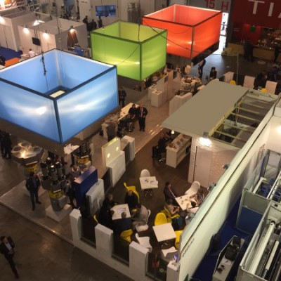 Stand Doteco PLAST - 10 - top view