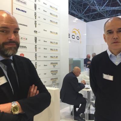 DOTECO - K2016 - Adrian Bernardi e Mauro Masi