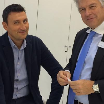 DOTECO - K2016 - Alessandro Balboni e Piero Franceschi