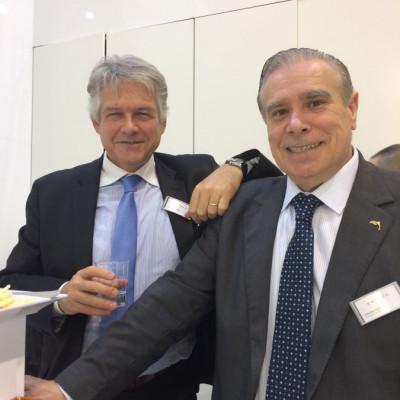 DOTECO - K2016 - Piero Franceschi e Giancarlo Milan