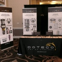 Doteco booth at Extrusion 2017