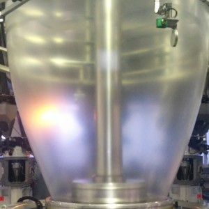 CONTINUOUS GRAVIMETRIC BLENDERS - DOTECO - BLOWN FILM