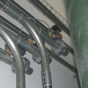 Pipe cleaning valves - DOTECO