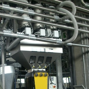 Rigid pipes for resin loading - DOTECO