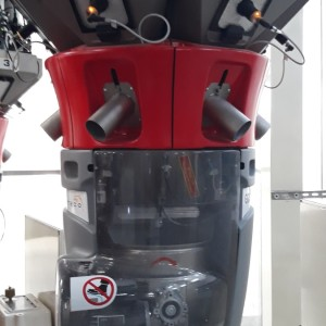 Gravimetric Batch Blender - DOTECO - GRADO ADROIT