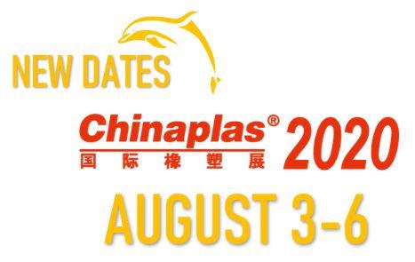 New dates Chinaplas