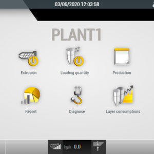 Plants Menu